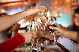 Atrieflimren og alkohol