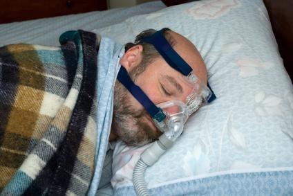 Atrieflimren og søvnapnø
